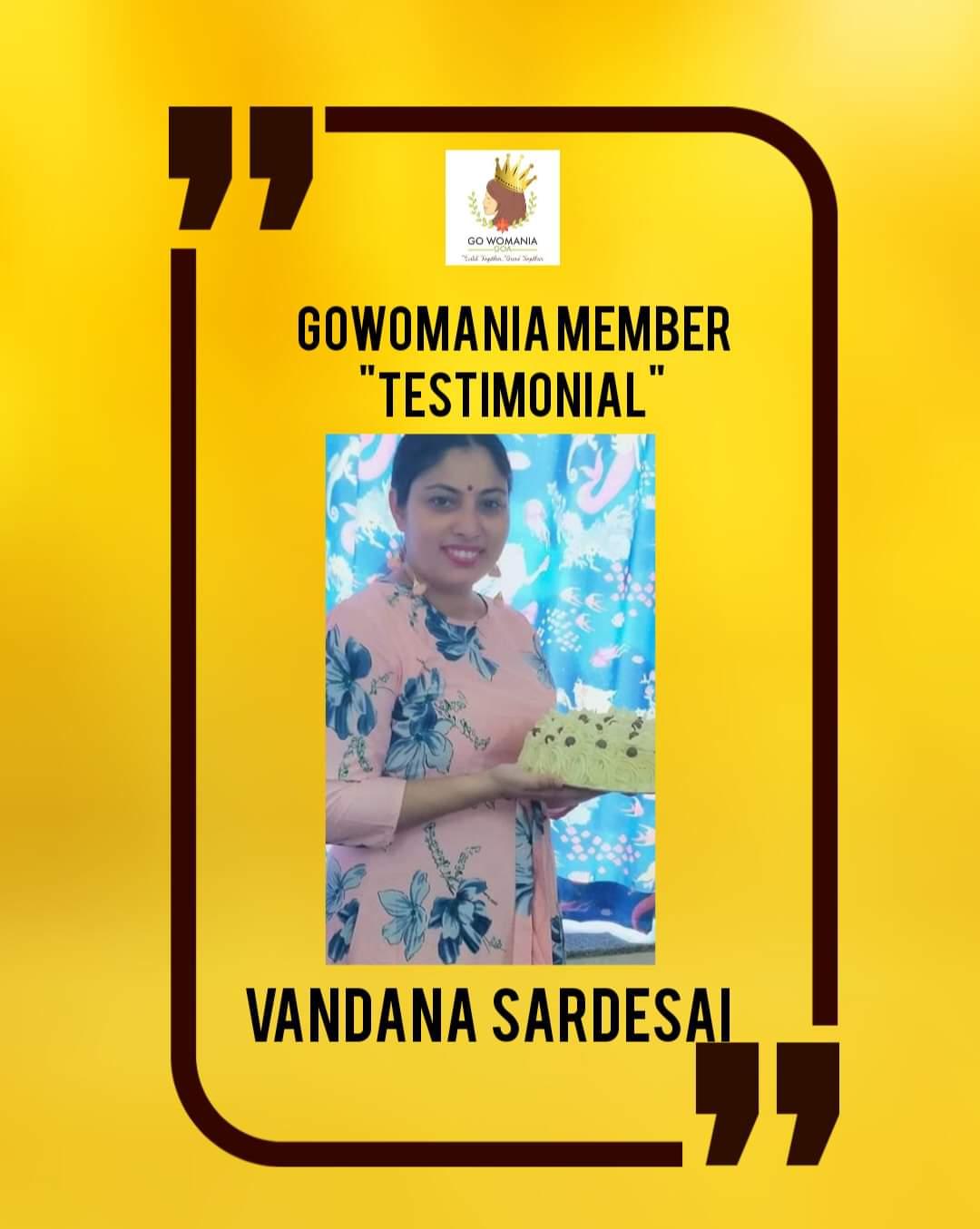 Vandana Saradesai